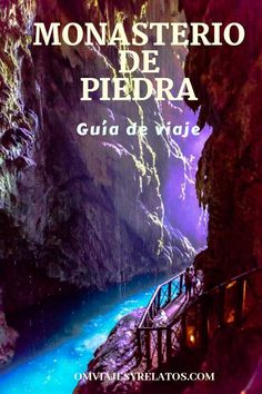 El Monasterio de Piedra: guía práctica para visitarlo. #monasteriopiedra #monasterios #zaragoza Places To Travel, Places To See, Travel Destinations, Freedom Travel, Madrid, Slow Travel, Spain Travel, Wanderlust Travel, Adventure Travel