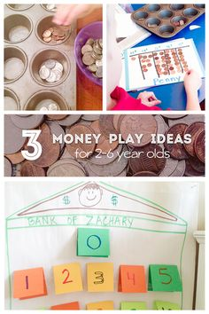 3 Real Money Activities for Learning