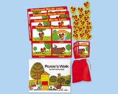 Literature-Based Positional Words Center