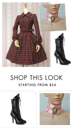 """""""Untitled #10400"""" by bj837101 ❤ liked on Polyvore featuring Funtasma"""