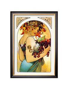 Art.Com  Fruit Framed Art Print  Online Only - Multi - 17 X 24