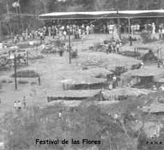 Primeros años del Festival de las Flores, Aibonito | Puerto Rico