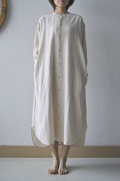 long big shirt in silk : pibico: jujudhau