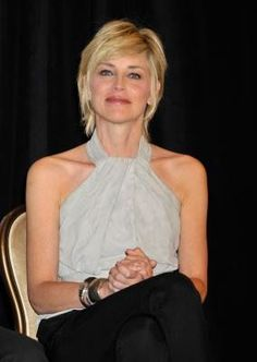 8 Agreeable Simple Ideas: Messy Hairstyles 2017 asymmetrical hairstyles with layers.Women Hairstyles Over 50 Short Shag funky hairstyles romantic.Women Hairstyles Straight Over Short Shag Hairstyles, Wedge Hairstyles, Asymmetrical Hairstyles, Hairstyles Over 50, Older Women Hairstyles, Messy Hairstyles, Updos Hairstyle, Sharon Stone Hairstyles, Pretty Hairstyles