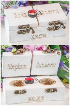 Wood Guest Book, Rustic Wedding Guest Book, Ring Holder Wedding, Wedding Rings, Vintage Ring Box, Proposal Ring Box, Wooden Ring Box, Ring Bearer Box, Wood Rings