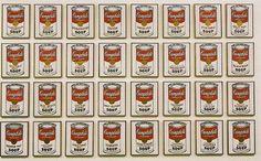 by Warhol