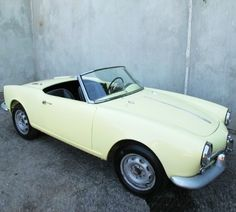 1958 Alfa Romeo Giulietta Spider Veloce. Minty! http://www.bureauoftrade.com/product/1958-alfa-romeo-giulietta-spider-veloce# @Bureau of Trade