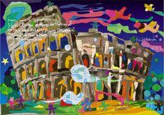 #0049-1 #ローマの歴史地区 #イタリア共和国 #ヴァティカン市国 Trans-boundary Site_ Historic Centre of #Rome, the Properties of the #HolySee in that City Enjoying Extraterritorial Rights and San Paolo Fuori le Mura_ IT_ VA_ East, South Europe_ Cultural_ (i)(ii)(iii)(iv)(vi)_ N41 53 24.8 E12 29 32.3_ 1980_ 1990_ 1,485ha_ Ref:91bis