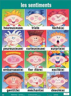 emotions Foreign Language Teaching, German Language Learning, Teaching Aids, Dual Language, French Lessons, Spanish Lessons, Teaching French, Teaching Spanish, Teaching Supplies
