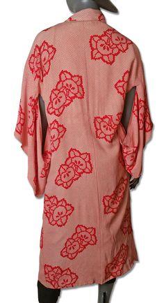 Vintage Kimono or Dressing Gown