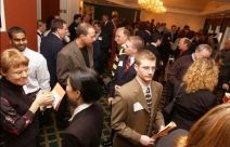 NETWORKING: If you are actively searching for employment, or an employer seeking out the best candidates for a position, networking is crucial to your mission. Networking can help you forge connections, establish rapport, and screen potential hires/employers. The easiest way to start is by attending a networking event. Check out this article on maximizing the benefits of a networking event.