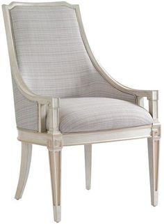 Dining Chair STANLEY FURNITURE PRESERVE MAYBANK Vintage Covered Riverwash ST-782