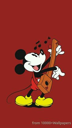 Mickey Mouse Wallpaper Hd For Iphone
