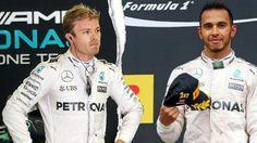 Kampf der Silberfeinde immer härter |Hamilton verweigert Aussprache mit Rosberg - Formel 1 - Bild.de