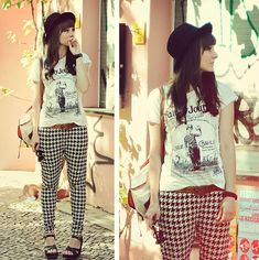 In Berlin.  (by Maddy C) http://lookbook.nu/look/3889100-in-Berlin