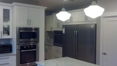 Finished kitchen D
