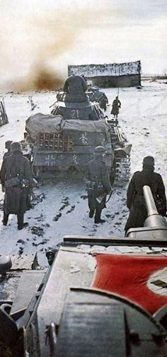 Panzerkampfwagen III in Russia, WW2.  -War History Online