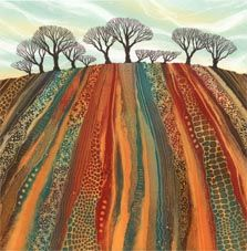Rebecca Vincent - Northumberland Artist - original limited edition prints - etchings - monotypes - Newcastle upon Tyne
