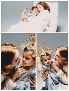 Madonna & daughter Lourdes (1997)