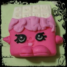 Shopkins Cake Toppers, Sunglasses Case