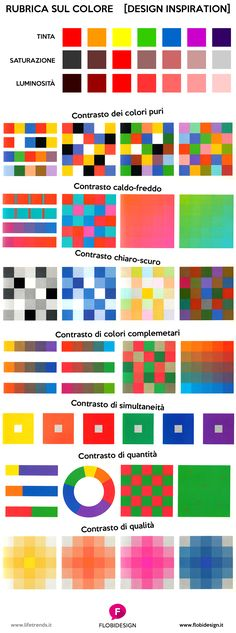 Contrasti di colore