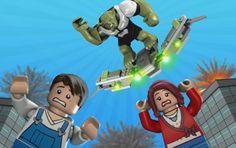 Spiderman Lego Game