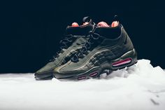 finest selection 4715e dc3c4 A Closer Look at the Nike Air Max 95 Sneakerboot in