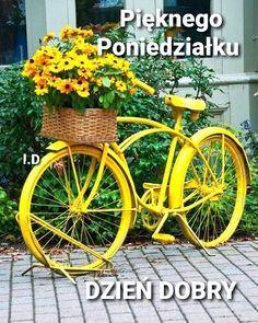 Garden Crafts, Diy Garden Decor, Garden Projects, Garden Ideas, Bicycle Decor, Bicycle Art, Bike Planter, Garden Junk, Unique Gardens