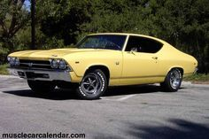 1969 Chevelle SS / 396 Hipo