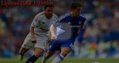 Liputan Bola - Highlights Pertandingan Chelsea 2-2 Swansea City (08/08/2015) Swansea, Premier League, Chelsea, Highlights, Football, Baseball Cards, Running, City, Sports