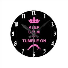 Keep calm and tumble gymnast wallclocks we are given they also recommend where is the best to buyHow to Keep calm and tumble gymnast wallclocks Review on the This website by click the button below...