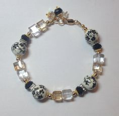 RESERVED for BELLE  Custom Crystal Bracelet by besboutique on Etsy