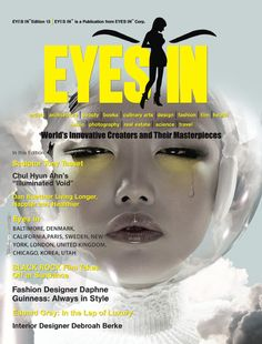 EYES IN Magazine Releases Issue 13 of Publication | EYES IN #design
