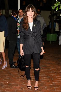 Miroslava Duma at Gucci Resort 2016 After-Party