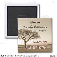 high country family reunion invitation family reunion