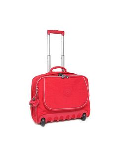 Cartable - KIPLING -Rouge- 15079