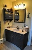 Image result for primitive country bathrooms