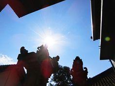 4/20(水)晴れ 温度28.6℃、湿度69%。  朝から日差しが強ーい! 太陽のパワーを感じます。気持ち良い!