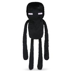 Minecraft Enderman Plush. I have one named Barold after Tobuscus's Enderman Roommate video.