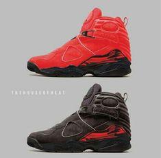 """Air Jordan (Retro) 8 """"Fear"""" Pack"""