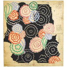Sonia Delaunay's textiles and designs at the Cooper-Hewitt - artnet Magazine