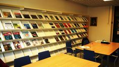 Sección de revistas. Instituto de Cerámica y Vidrio (ICV) Madrid