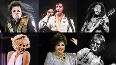 La lista de Forbes la lidera Michael Jackson, cuya fortuna alcanza los 115 millones de dolares. En segundo lugar figura Elvis Presley. Estos son los muertos más ricos del 2015, según  Forbes . Diciembre 22, 2015.