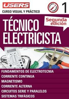 Pages from tecnico electricista optimiTécnico Electricista Segunda Edición - Tomo 1 MUESTRA GRATIS
