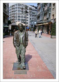 Woody Allen - Oviedo, Asturias, España