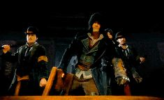 """""""Rooks! With me."""" Jacob Frye. Assassin's Creed Syndicate"""
