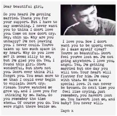 I am a Zayn girl and I want to bawl my eyes out.I'm happy for Zerrie, but it makes me want to curl up in a ball and cry and stay that way for the rest of my life. One Direction Quotes, One Direction Imagines, I Love One Direction, Harry Imagines, Love Now, Dont Love, My Love, Im Happy For You, I'm Happy