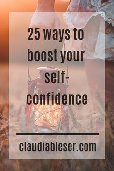 Self-confidence is what makes you unstoppable.Start believing in yourself and rock your life and happiness with these 25 ways to boost your self-confidence. Confidence Building Activities, Building Self Confidence, Self Confidence Tips, Building Self Esteem, Gaining Confidence, Best Friendship Quotes, Self Development, Personal Development, How To Pose