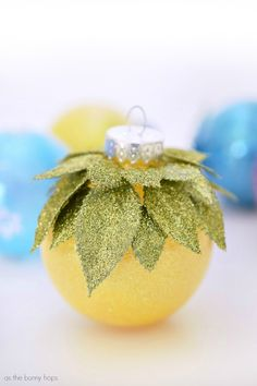 Princess and Frog Ornament