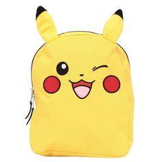 Kids' Pokemon Backpack - Yellow